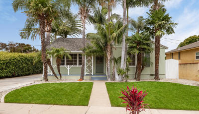 Ventura Single Family Home Active Under Contract: 563 S Joanne Avenue