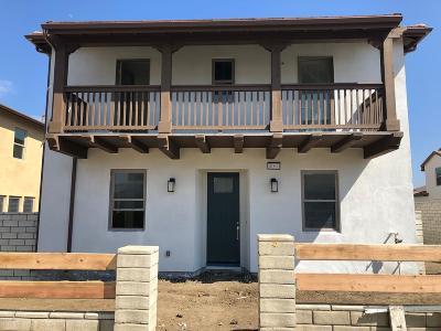 Ventura Single Family Home For Sale: 10500 Telegraph Road