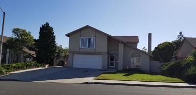 Camarillo Rental For Rent: 2131 El Rancho Drive