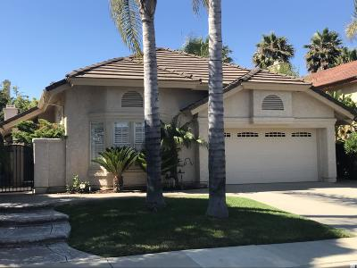 Camarillo Single Family Home For Sale: 6077 Tahoe Place