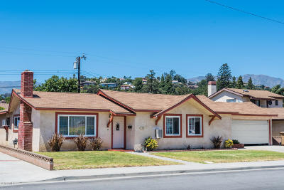 Santa Paula Single Family Home For Sale: 133 Mupu Street