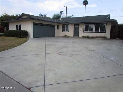 Camarillo Rental For Rent: 537 Merritt Avenue