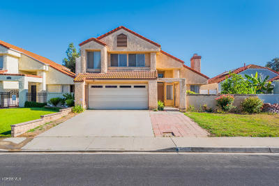 Moorpark Single Family Home For Sale: 15304 Bambi Court