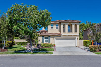 Camarillo Single Family Home For Sale: 4817 Calle Descanso