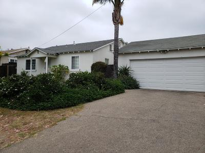 Ventura Single Family Home For Sale: 826 S Saticoy Avenue