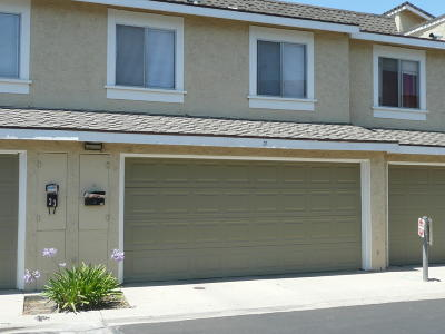 Santa Paula Condo/Townhouse Active Under Contract: 31 Bahia Circle