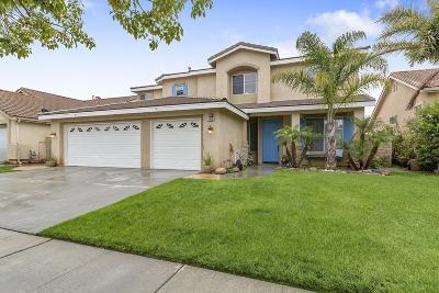 Oxnard Single Family Home Active Under Contract: 3412 Monte Carlo Drive