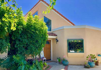 Oxnard Single Family Home For Sale: 2941 Fanshell Walk
