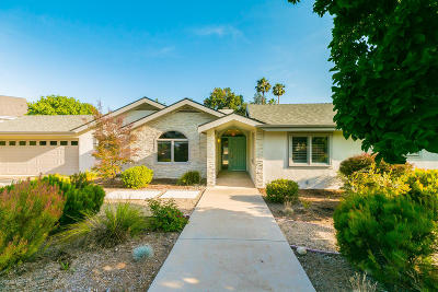 Ojai Single Family Home Active Under Contract: 417 Andrew Drive