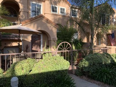 Ventura County Condo/Townhouse For Sale: 823 Moby Dick Lane #110