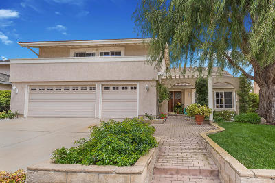 Camarillo Single Family Home For Sale: 2264 Glenbrook Avenue