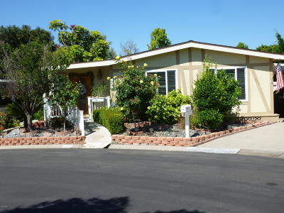 Ventura Mobile Home For Sale: 223 Pollock Lane