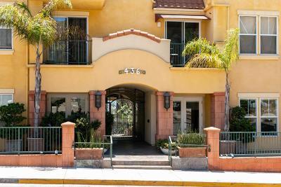 Ventura Condo/Townhouse For Sale: 436 Poli Street #405