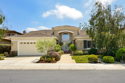 Camarillo Single Family Home For Sale: 2972 Avenida De Autlan