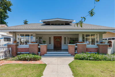 Oxnard Multi Family Home Active Under Contract: 445 Magnolia Avenue