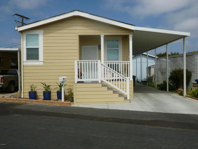Oxnard Mobile Home For Sale: 4010 Raven Lane