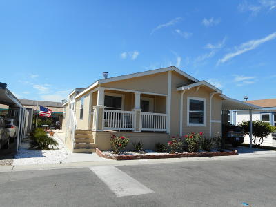 Santa Paula Mobile Home For Sale: 500 W Santa Maria Street #102