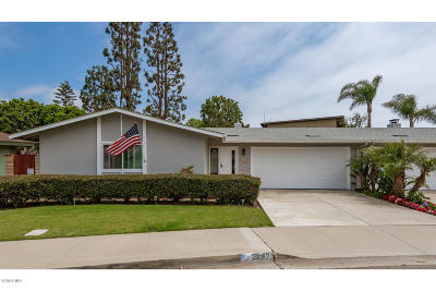 Port Hueneme Single Family Home For Sale: 2582 Neptune Place