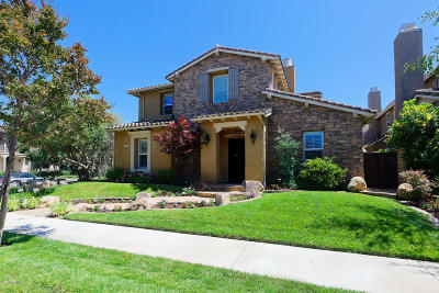 Camarillo Single Family Home For Sale: 3284 Buttercup Lane