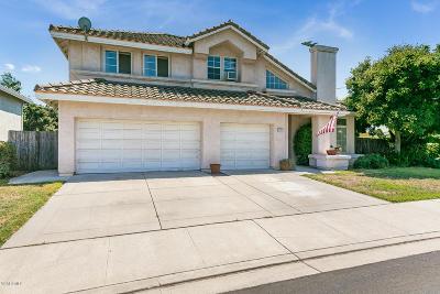 Ventura County Single Family Home For Sale: 8348 Solano Street