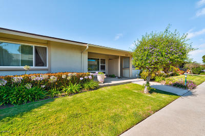 Port Hueneme Condo/Townhouse Active Under Contract: 127 E Garden Green
