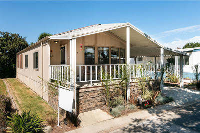 Ventura Mobile Home For Sale: 389 Gershwin Lane