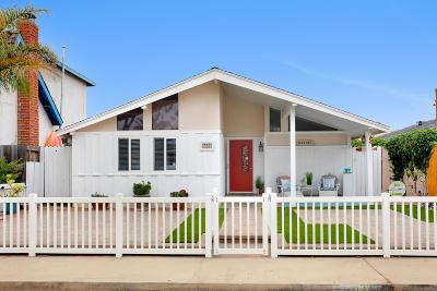 Oxnard Single Family Home For Sale: 5133 Whitecap Street