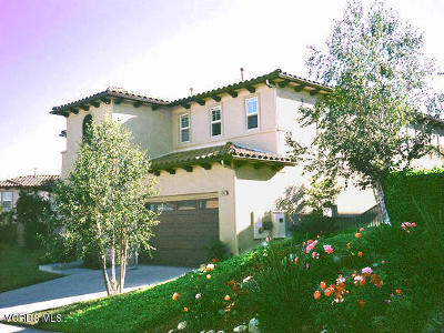 Simi Valley Single Family Home For Sale: 3367 Trego Court