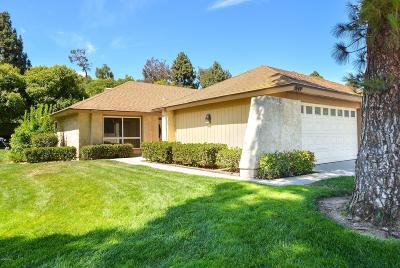 Camarillo Single Family Home For Sale: 9149 Village 9
