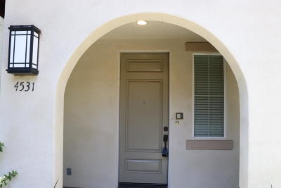 Camarillo Condo/Townhouse For Sale: 4531 Via Presidio