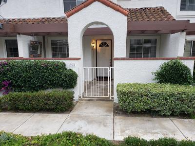Camarillo Condo/Townhouse For Sale: 856 Calle Los Gatos