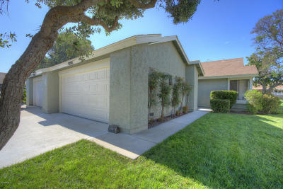 Camarillo Single Family Home Active Under Contract: 19207 Village 19