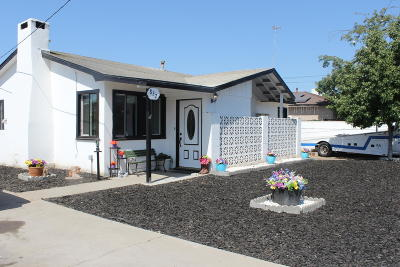 Oxnard Single Family Home For Sale: 832 Orange Drive