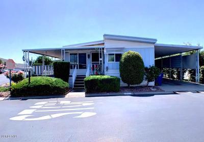 Fillmore Mobile Home For Sale: 250 E Telegraph Road #177