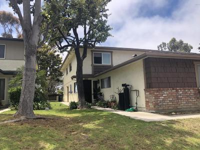 Ventura Condo/Townhouse Active Under Contract: 5210 Shenandoah Street