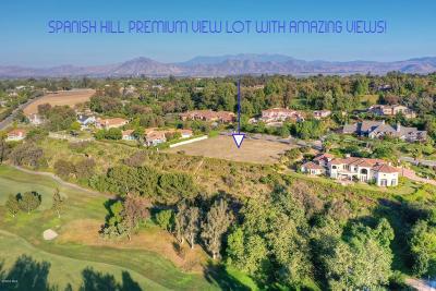 Camarillo Residential Lots & Land For Sale: 769 Via Terrado
