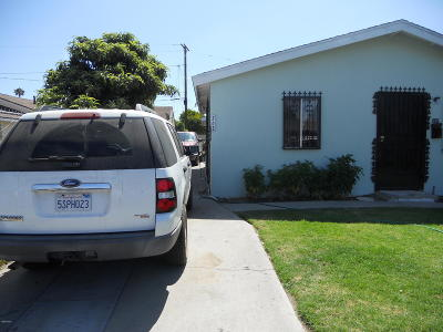 Oxnard Multi Family Home For Sale: 300 Hayes Avenue