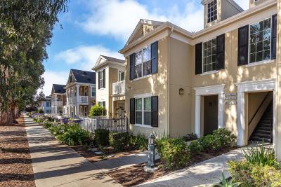 Ventura Condo/Townhouse For Sale: 872 Fitzgerald Avenue