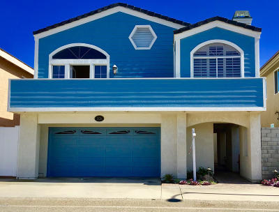 Oxnard Single Family Home For Sale: 5226 Sandpiper Way