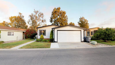 Oxnard Mobile Home Active Under Contract: 450 Dewberry Lane #106