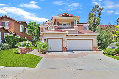 Simi Valley Single Family Home For Sale: 151 Brooks Road