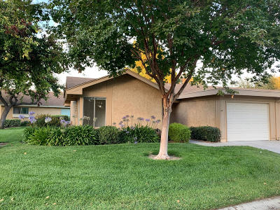 Camarillo Single Family Home Active Under Contract: 15114 Village 15