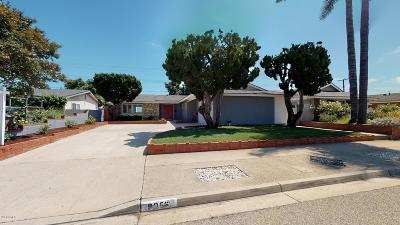 Ventura Single Family Home Active Under Contract: 8356 Cheshire Street