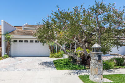 Oxnard Single Family Home For Sale: 4511 Gateshead Bay