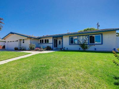 Camarillo Single Family Home Active Under Contract: 292 Lantana Street