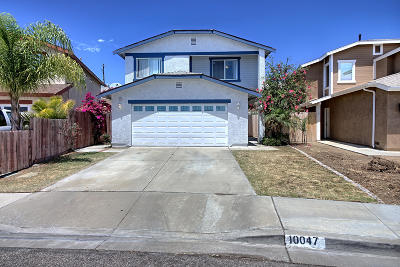 Ventura Single Family Home For Sale: 10047 Willamette Street