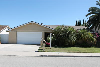 Camarillo Single Family Home For Sale: 3416 Canoga Place