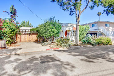 Ventura Single Family Home For Sale: 263 S Pacific Avenue