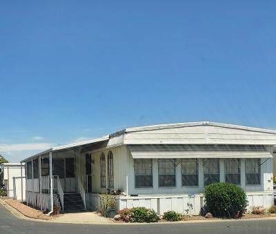 Ventura Mobile Home For Sale: 70 Hibiscus Way