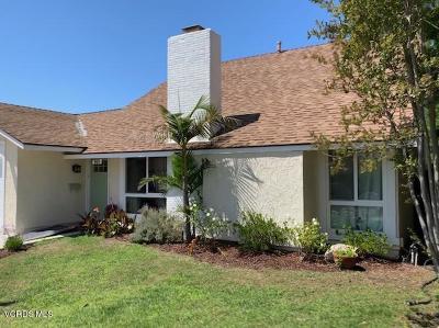 Newbury Park Single Family Home Active Under Contract: 965 Oakmound Avenue
